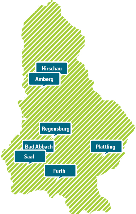 KjG Struktur Karte